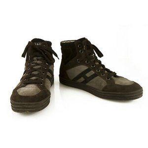 Hogan Rebel Men's Brown High-tops & Sneakers